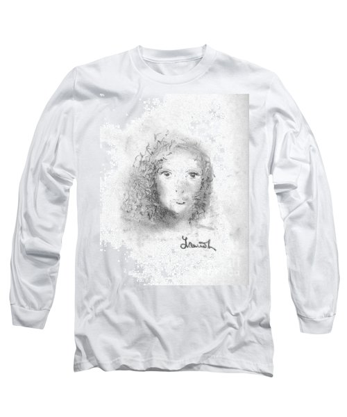 Something About Mary Long Sleeve T-Shirt by Laurie L
