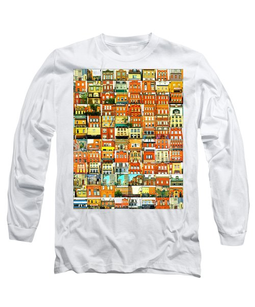 Southside Pittsburgh Long Sleeve T-Shirt