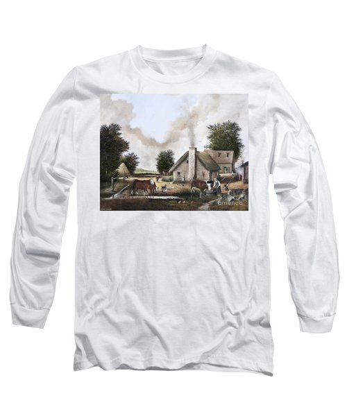 The Farmyard Long Sleeve T-Shirt