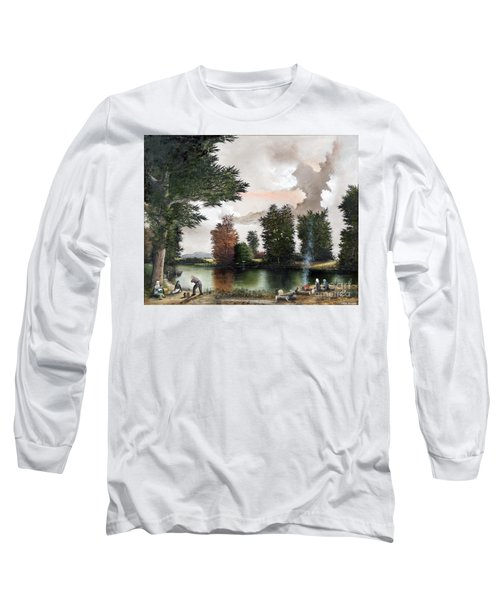 The Picnic Long Sleeve T-Shirt