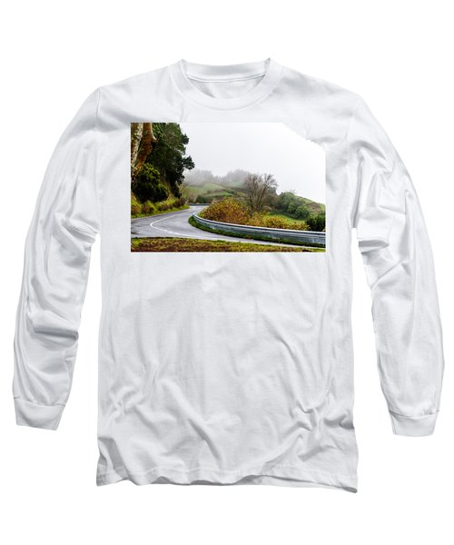 The Winding Road Long Sleeve T-Shirt