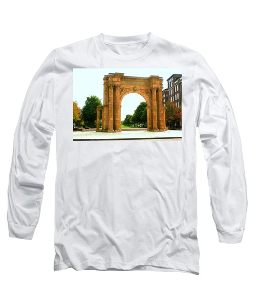 Union Station Arch Long Sleeve T-Shirt