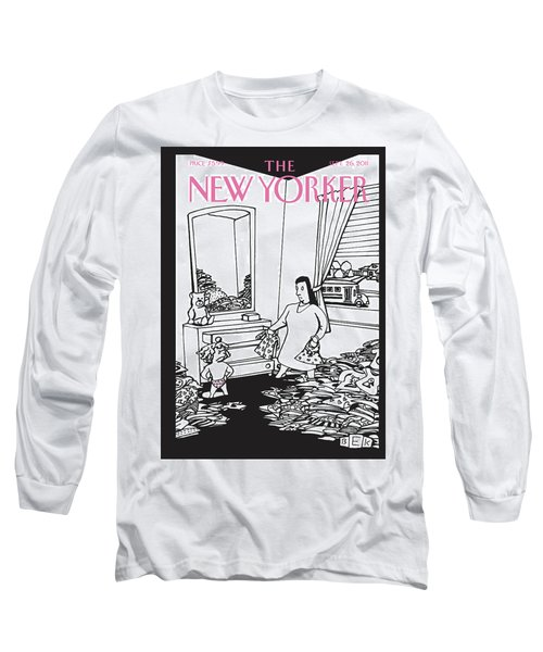 New Yorker September 26th, 2011 Long Sleeve T-Shirt