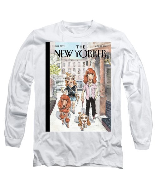 New Yorker June 27th, 2011 Long Sleeve T-Shirt