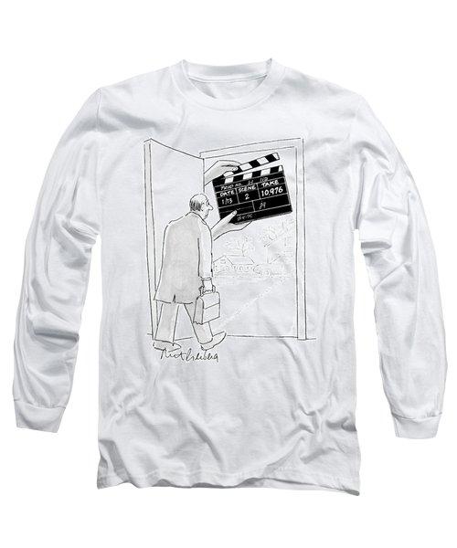 New Yorker November 28th, 2005 Long Sleeve T-Shirt