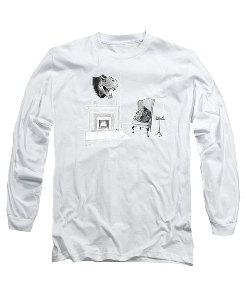 New Yorker February 13th, 2017 Long Sleeve T-Shirt