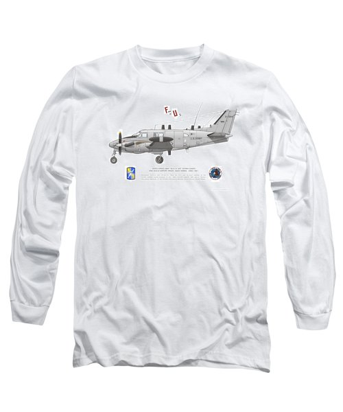 U.s. Army Ru-21a Long Sleeve T-Shirt