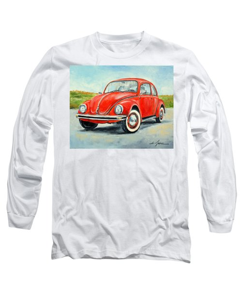 Vw Beetle Long Sleeve T-Shirt