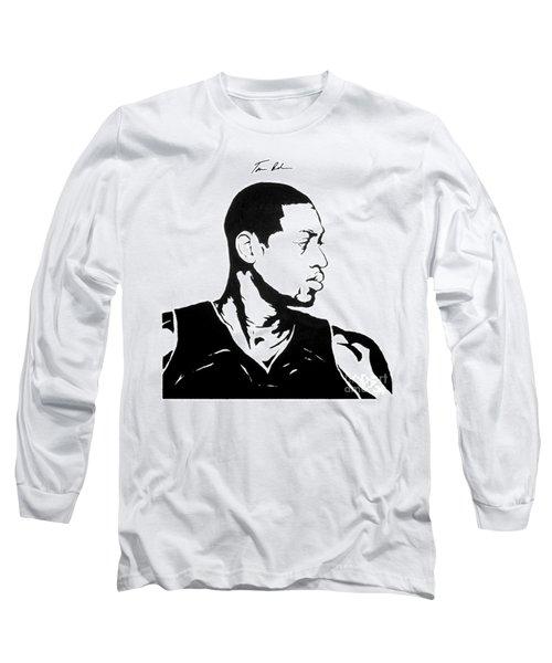 Wade Long Sleeve T-Shirt