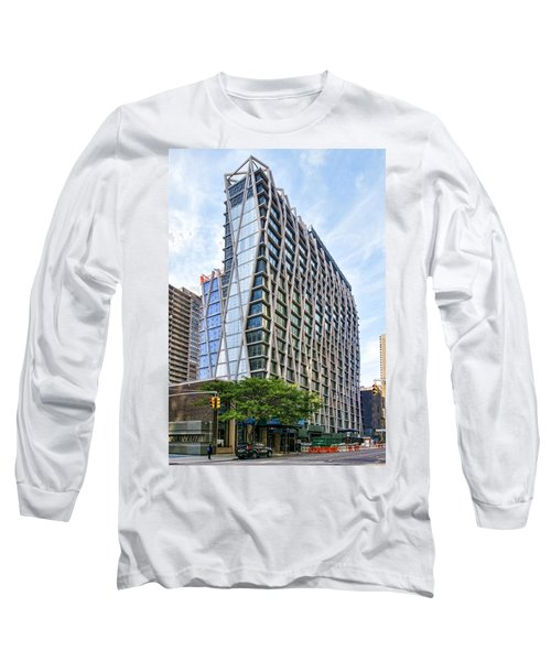 10/20/14 Se View Long Sleeve T-Shirt by Steve Sahm