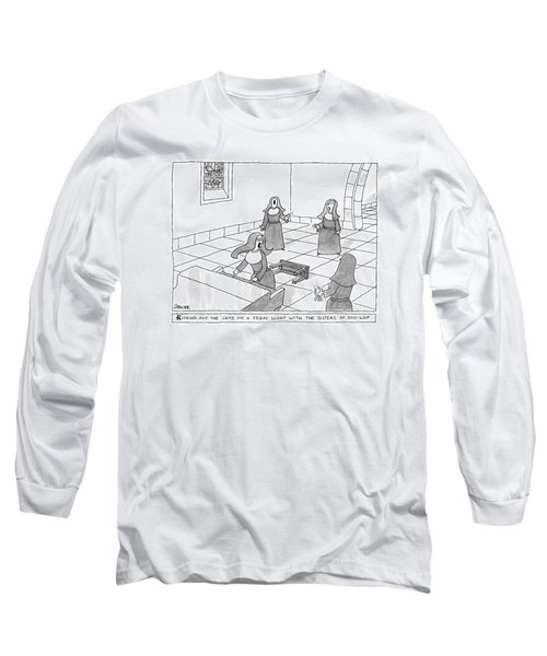 New Yorker April 23rd, 2007 Long Sleeve T-Shirt