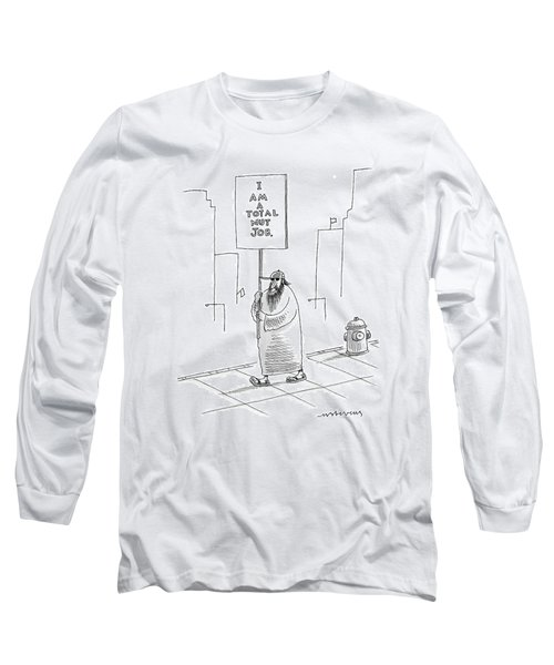 New Yorker September 21st, 2009 Long Sleeve T-Shirt