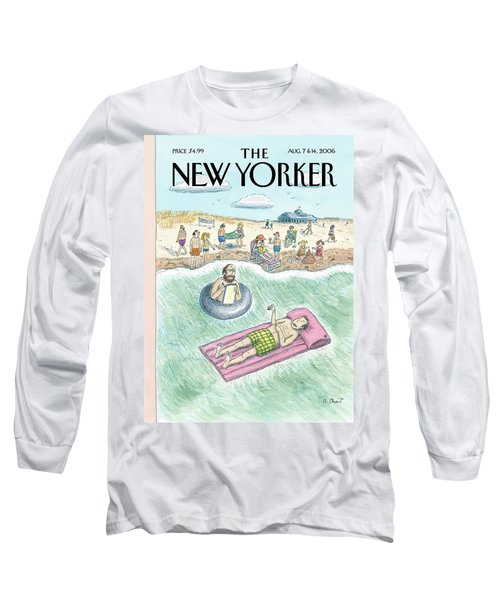 New Yorker August 7th, 2006 Long Sleeve T-Shirt