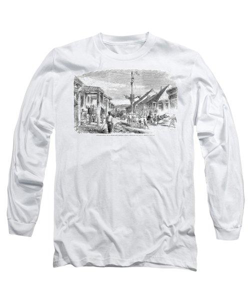 Second Opium War, 1860 Long Sleeve T-Shirt
