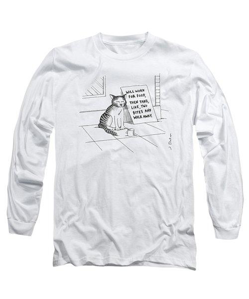 New Yorker September 22nd, 2008 Long Sleeve T-Shirt