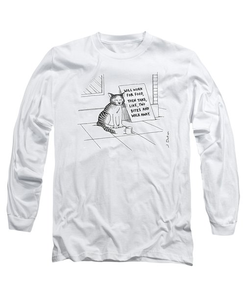 New Yorker September 22nd, 2008 Long Sleeve T-Shirt