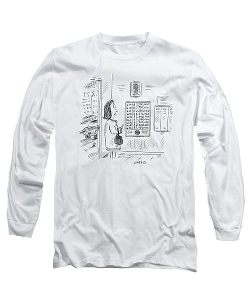 New Yorker July 24th, 2000 Long Sleeve T-Shirt