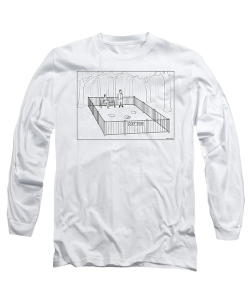 New Yorker January 26th, 2009 Long Sleeve T-Shirt