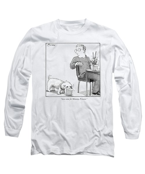 Save Some For Mommy Long Sleeve T-Shirt