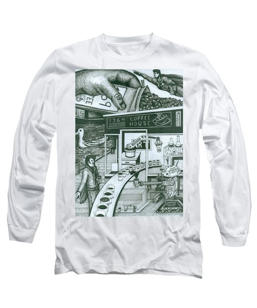 1369 Coffee House Long Sleeve T-Shirt