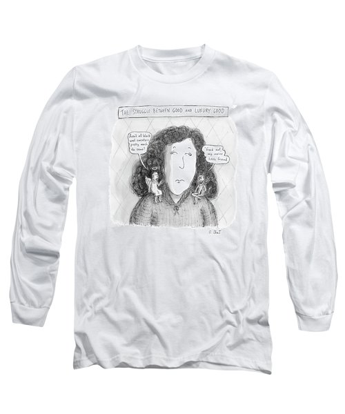 New Yorker March 19th, 2007 Long Sleeve T-Shirt