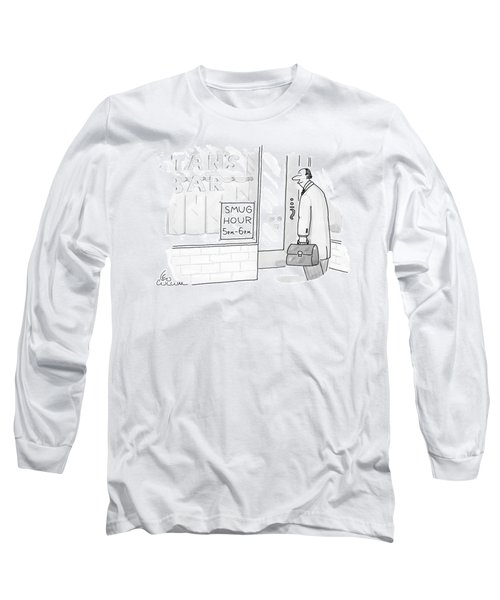 New Yorker July 25th, 2005 Long Sleeve T-Shirt