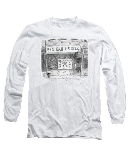 New Yorker November 14th, 2016 Long Sleeve T-Shirt