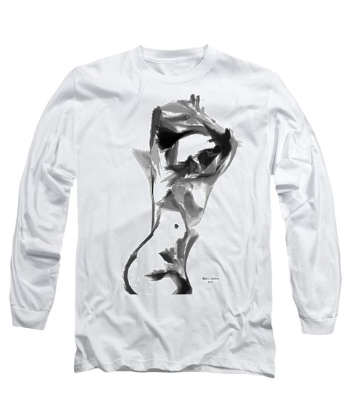 Abstract Series II Long Sleeve T-Shirt