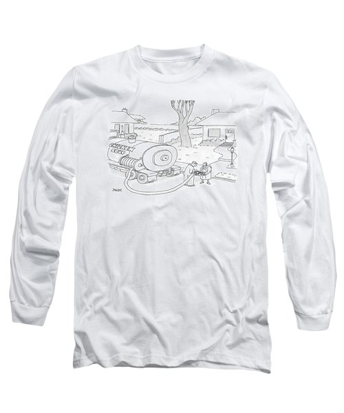 New Yorker March 17th, 2008 Long Sleeve T-Shirt