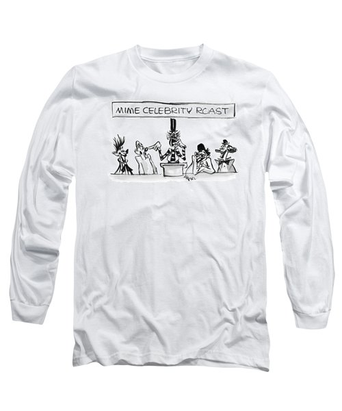 New Yorker July 28th, 2008 Long Sleeve T-Shirt