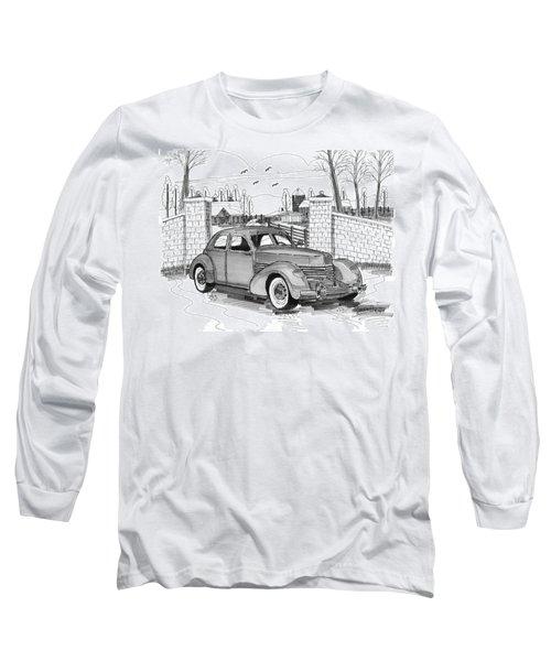1937 Cord 812 Long Sleeve T-Shirt