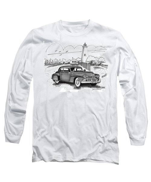 1948 Lincoln Continental Long Sleeve T-Shirt