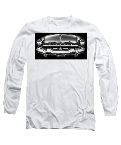 1953 Lincoln - Capri Long Sleeve T-Shirt by Steven Milner