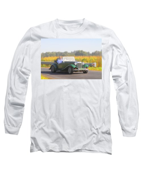 1953 Mg Td Long Sleeve T-Shirt