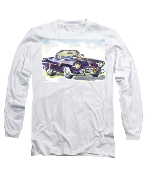 1955 Thunderbird Long Sleeve T-Shirt