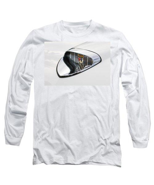 1958 Ford Hood Emblem Long Sleeve T-Shirt