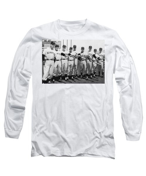1961 San Francisco Giants Long Sleeve T-Shirt