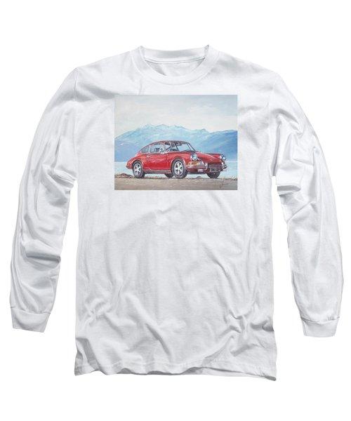 1969 Porsche 911 2.0 S Long Sleeve T-Shirt