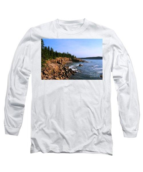 Acadia Coast Long Sleeve T-Shirt