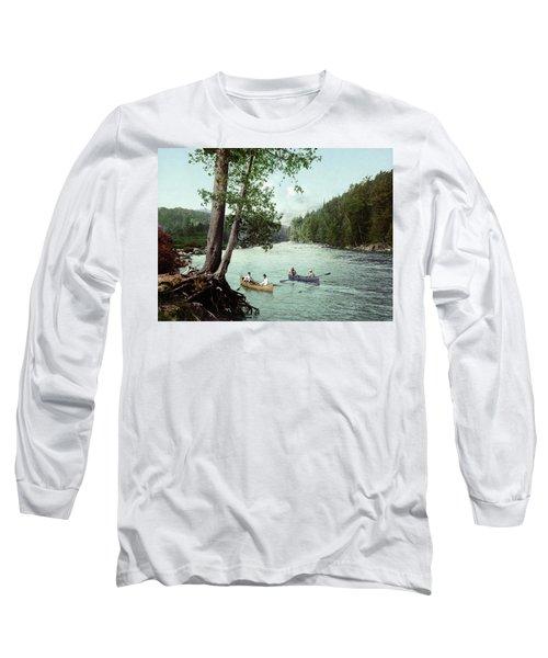 Adirondacks, C1902 Long Sleeve T-Shirt
