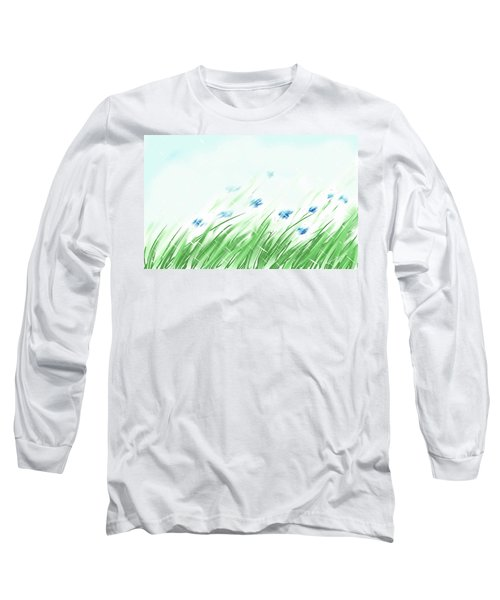 April Shower Long Sleeve T-Shirt