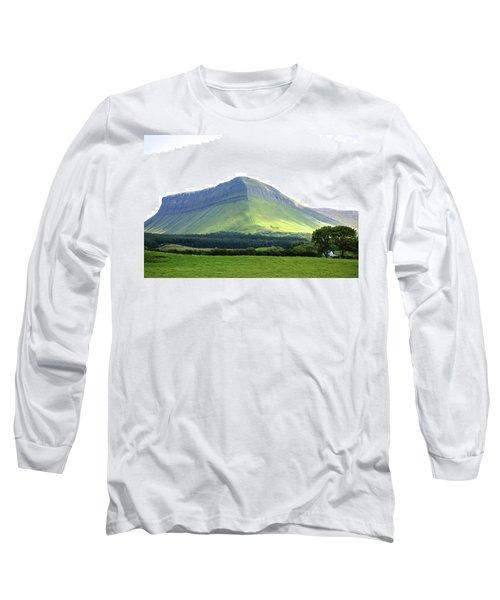 Ben Bulben Long Sleeve T-Shirt by Charlie Brock