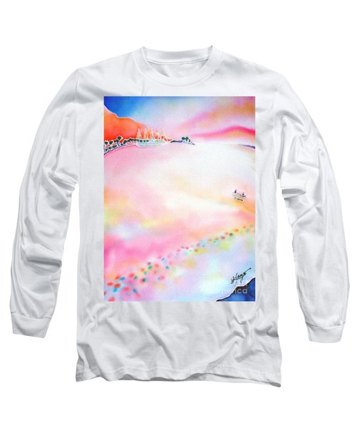 Evening Cruise Long Sleeve T-Shirt