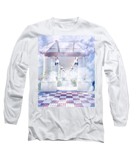 Gateway To Heaven Long Sleeve T-Shirt