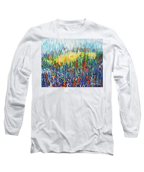 Glowy Clearing Long Sleeve T-Shirt