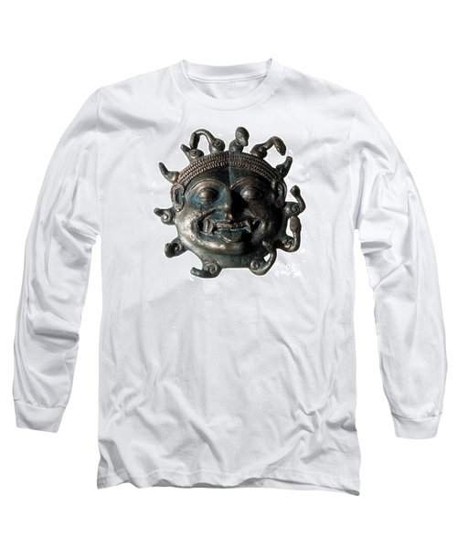 Gorgon Legendary Creature Long Sleeve T-Shirt by Photo Researchers