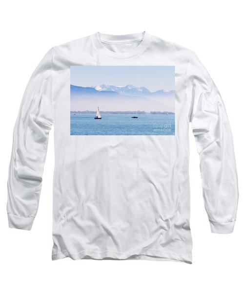 Lake Of Constance Long Sleeve T-Shirt