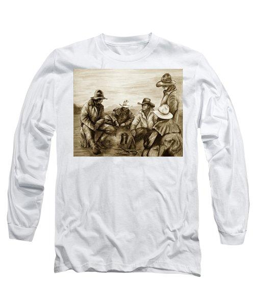 Matchless Long Sleeve T-Shirt