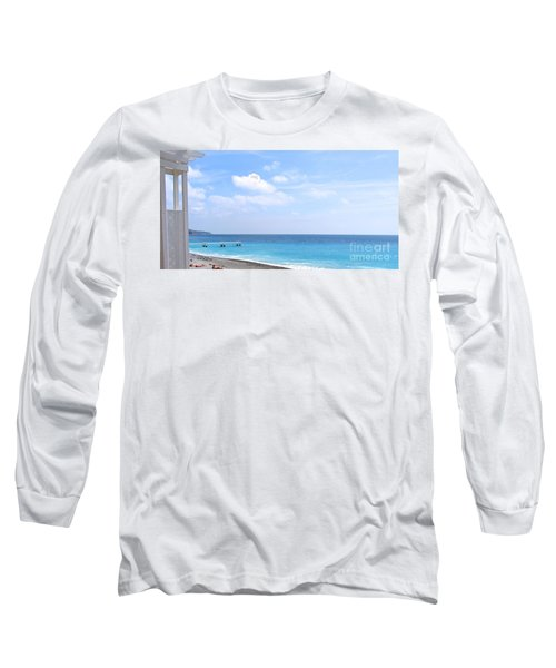 Nice  Long Sleeve T-Shirt