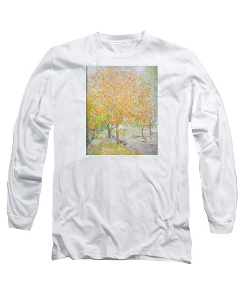 Nw Side Of Chicago Long Sleeve T-Shirt